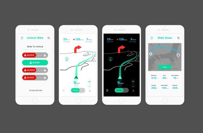 Bike Sharing App